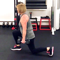 Lunge, Personal Training, Online Coaching, South Hadley, online training
