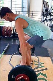 online training, online coaching, online fitness programs, deadlift