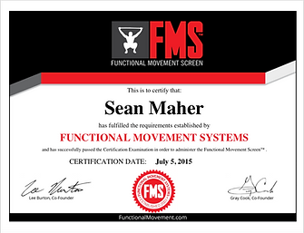 Functional Movement Screen South Hadley