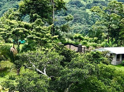 Front Entrance Costa Vida Estates, Costa Rica.