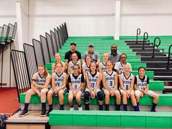 2025 Girls team