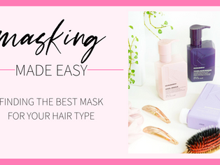 Choosing the best mask for your hair