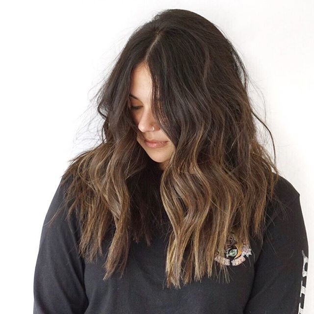 chop chop 💇🏻♀️ gimme all the textured