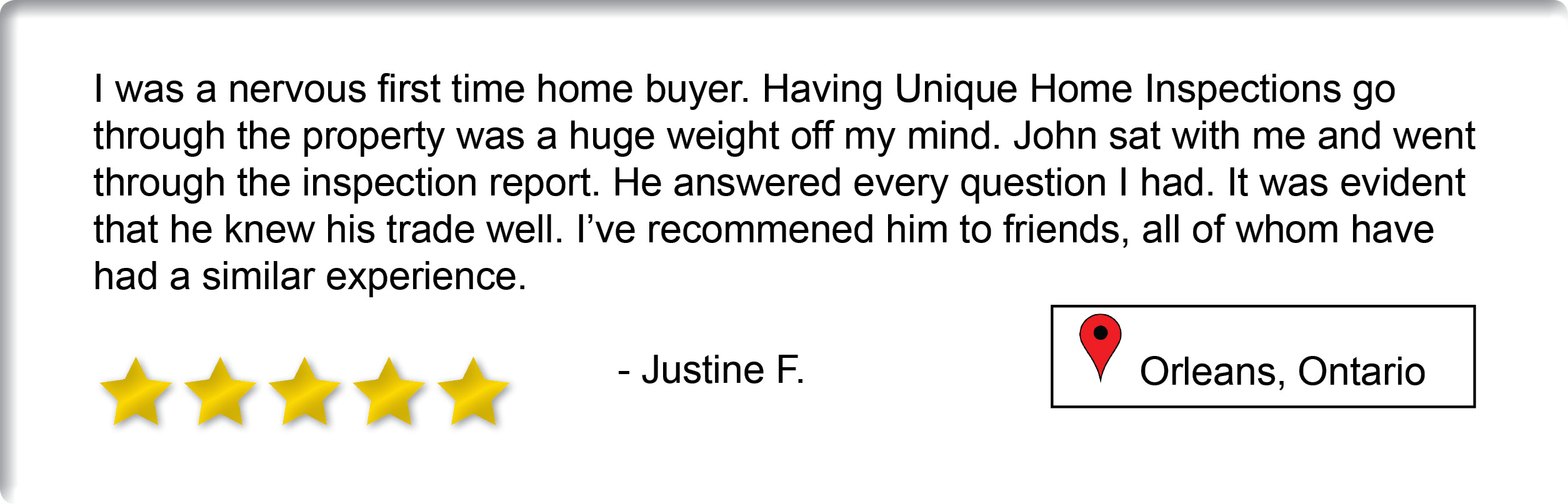 Justine F.