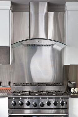 acier inoxydable sur mesure comptoir cuisine