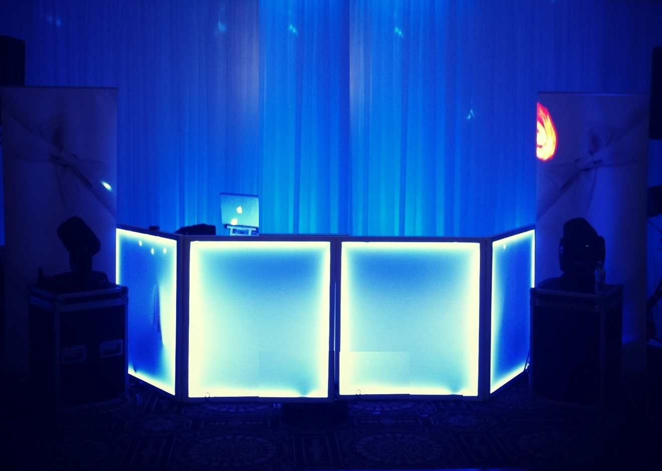 DJ booth