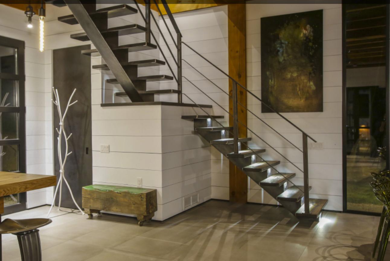 escalier_en_métal_sur_mesure_Laurentides