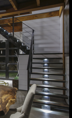 escalier_en_métal_Laurentides_Clash_design