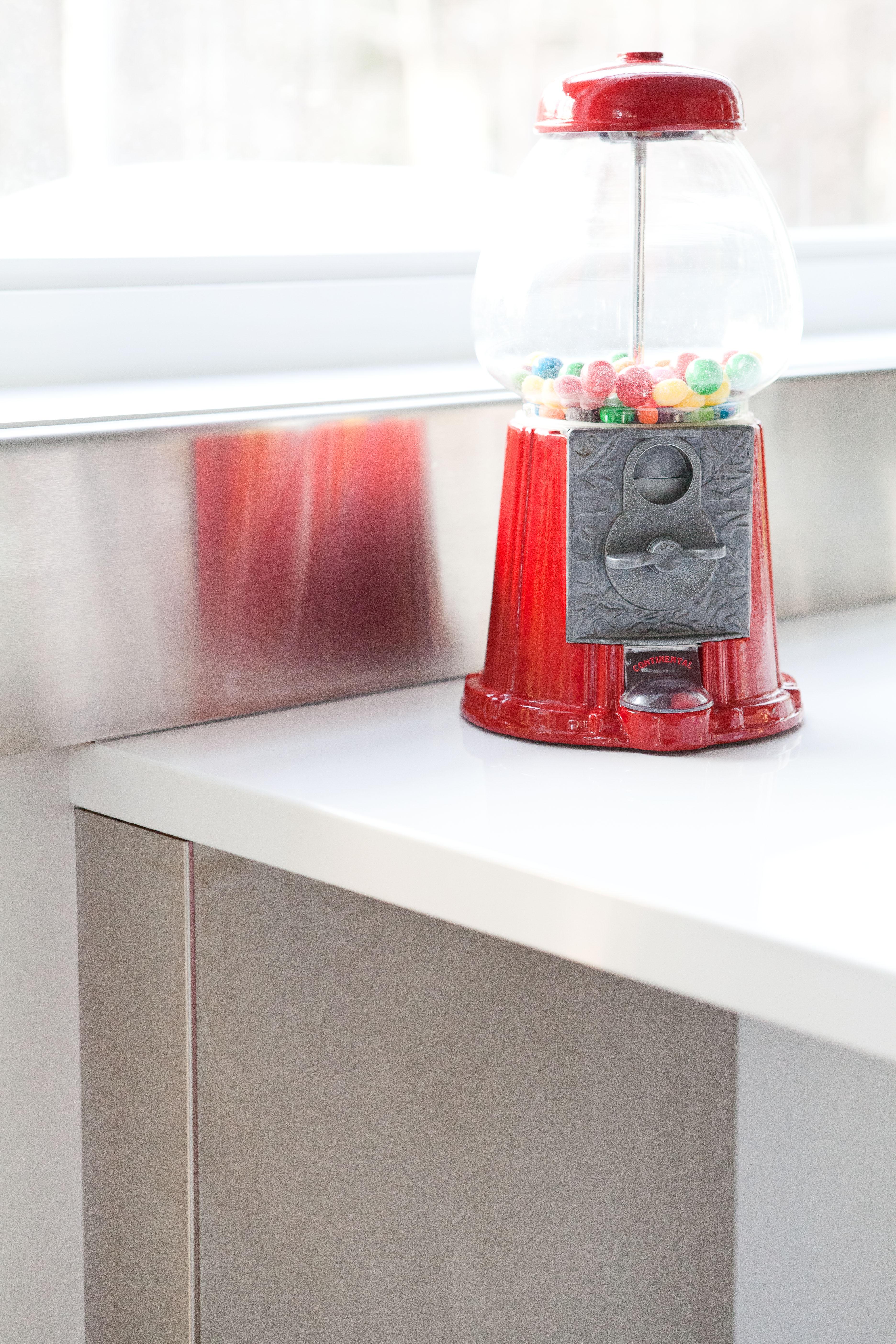 capage acier inoxydable sur mesure cuisine comptoir