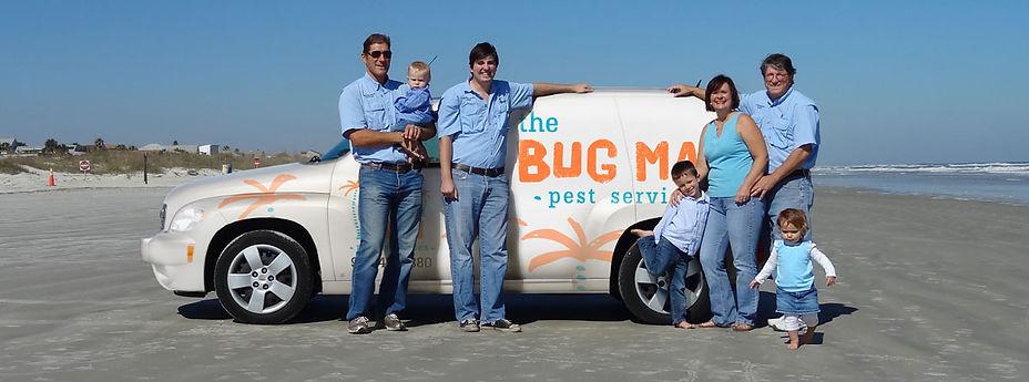 St. Augustine Pest Control