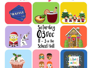 Handsworth Grange Christmas Fair