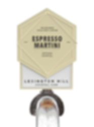 Lexington Hill Espresso Martini - Tap ba
