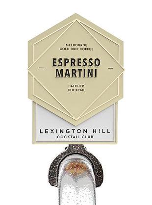 Lexington Hill Espresso Martini - Tap ba