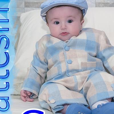 Battesimo Gabriele Raudino Baby Album