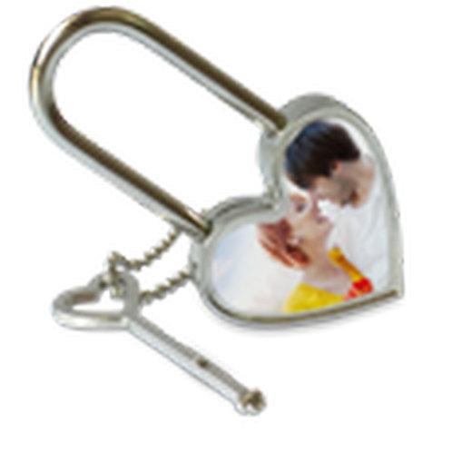 Lucchetto d'amore personalizzato