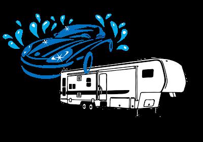 RV / Car wash Combo