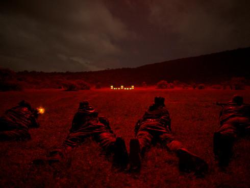 BORANA NIGHT TRAINING