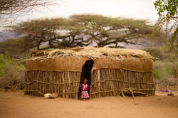 Child in Boma