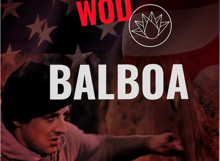[osfose wod] balboa