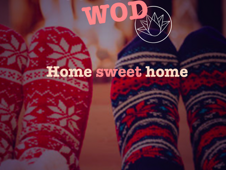[osfose wod] home sweet home