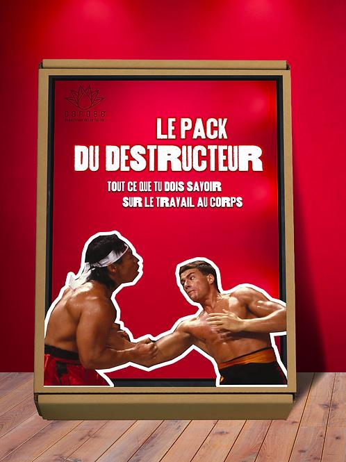 LE PACK DU DESTRUCTEUR