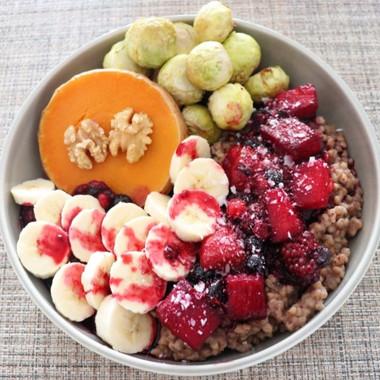 Buckwheat Breakfast