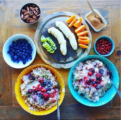 Brown rice and millet porridge.JPG
