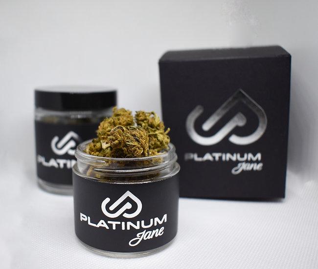 PLATINUM CBD FLOWER