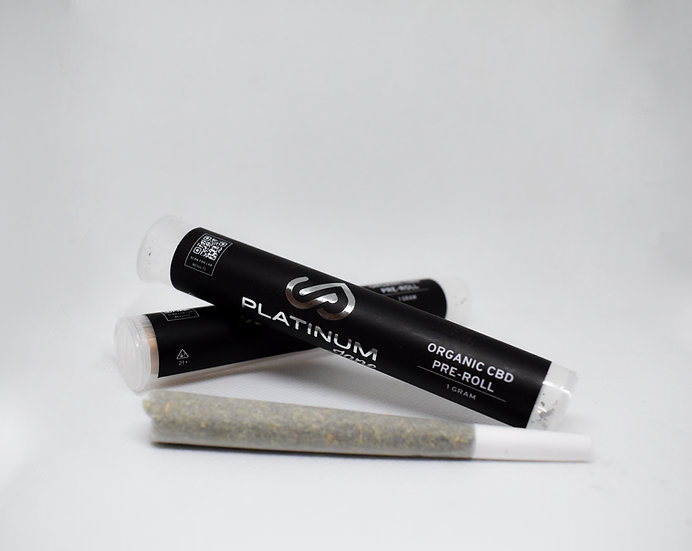 WHOLESALE CBD SINGLE PRE-ROLL