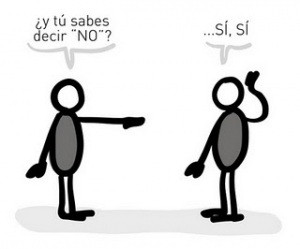 "DECIR ""NO"" SIN SENTIR CULPA"