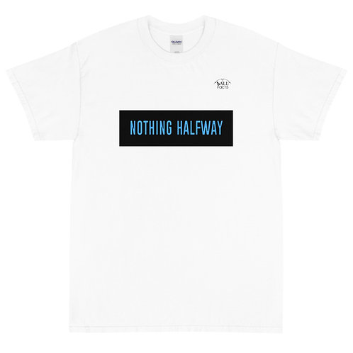 NOTHING HALFWAY Ball Facts Short Sleeve T-Shirt
