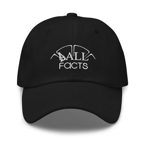 Folded Bill Ball Facts hat
