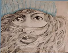 Blue Winter Wind
