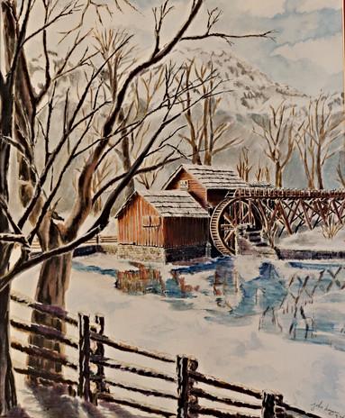 Old NY Mill