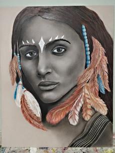 Sioux Princess