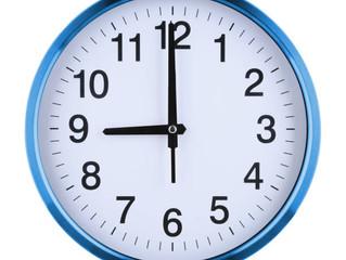 Change to Worship Time