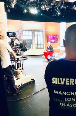 TV Studio Work