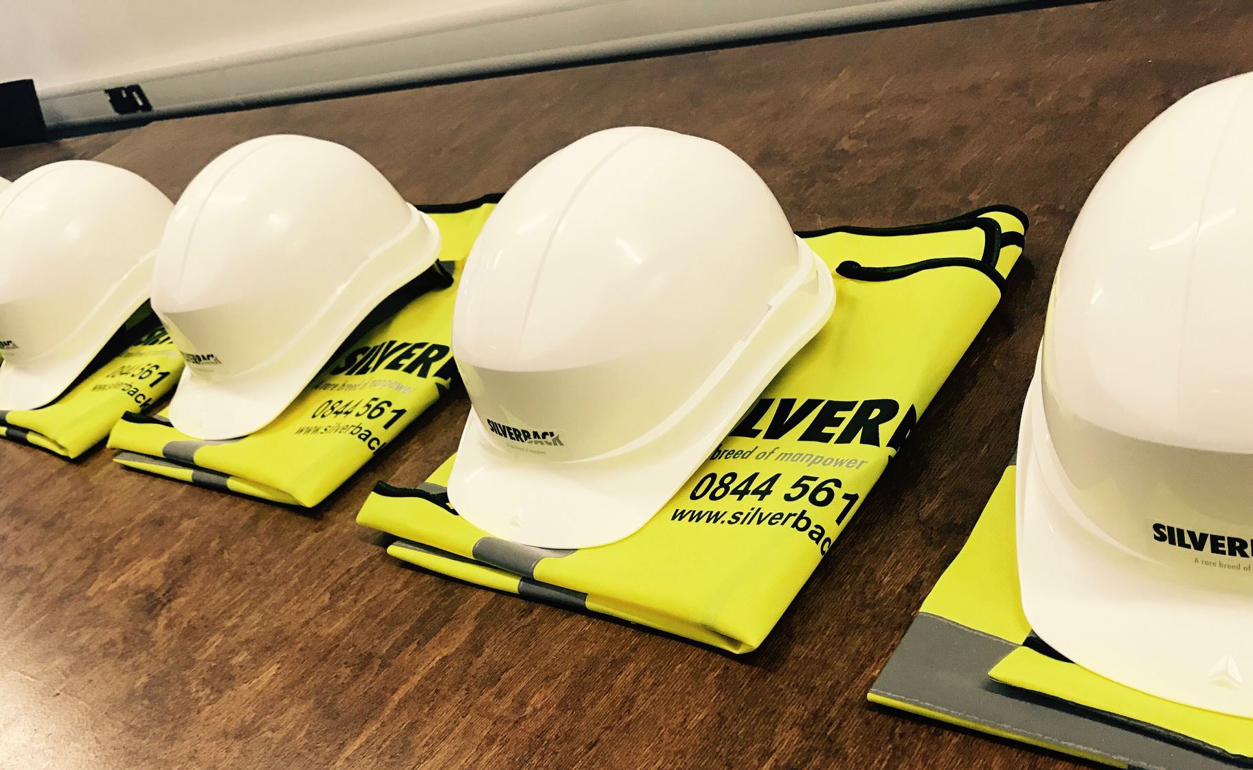 PPE | Helmets & HiVis