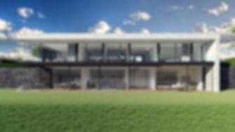 rendering villa lugano