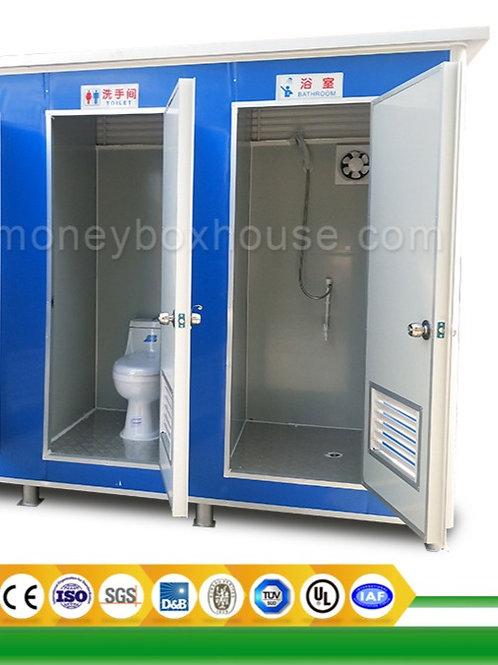 Prefabricated Washroom Set