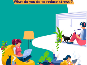 6 Ways to Reduce Stress and Overwhelm and regain Control and Focus