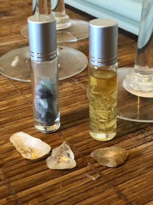 Gem Oil Roller Bottle