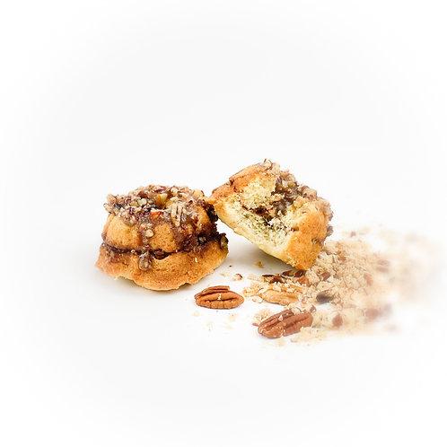 Pecan Coffee Cake Mini Bundts