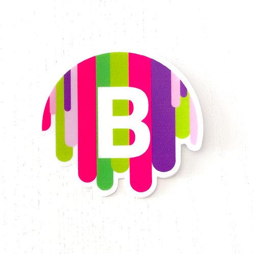 The Drip Sticker