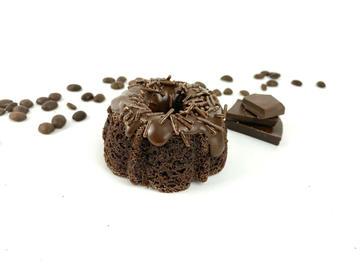 Chocolate Espresso Mini Bundt