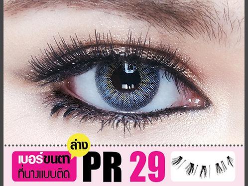 ขนตาล่าง (Lower) PR29