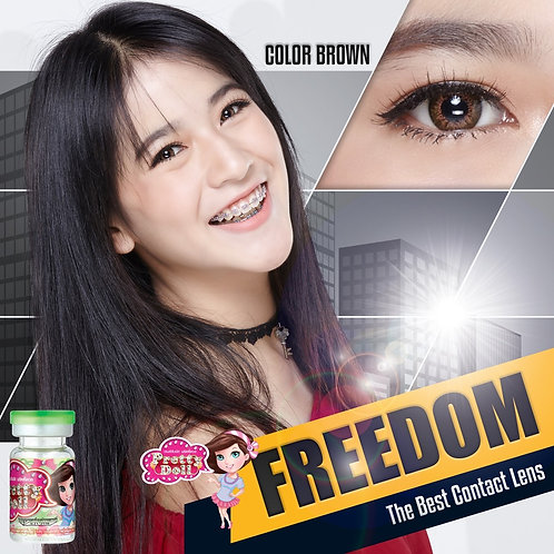 FREEDOM Color Brown