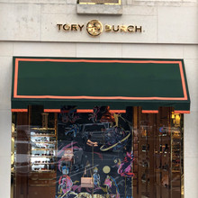 Styling for Tory Burch
