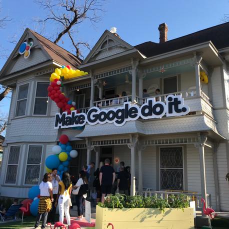 Google SXSW Styling