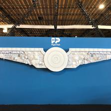 3D Art Direction for Alaska Airlines